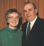 1st Generation Founders, Willard and Jane Haut.